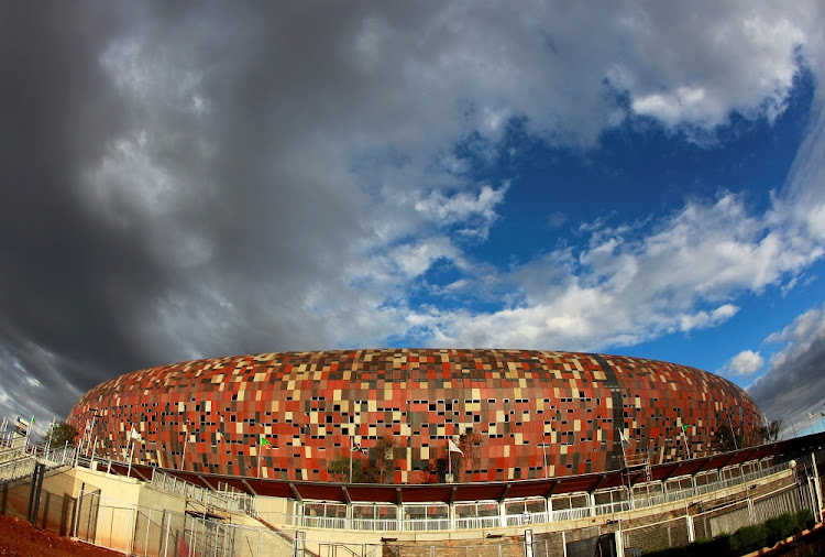FNB stadium in Soweto, which could be a venue for Rugby World Cup 2023 matches. File Picture: REUTERS