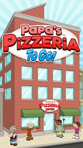 Papa's Pizzeria To Go! image | 2