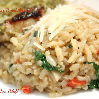 Italian Rice Pilaf Recipes.