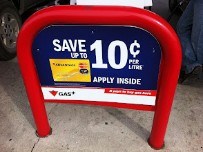 Photo: Can save up to 10 cents a L