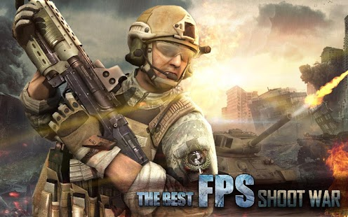 Counter Terrorist FPS Shoot War - náhled