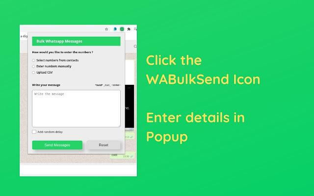 Bulk Whatsapp Messages