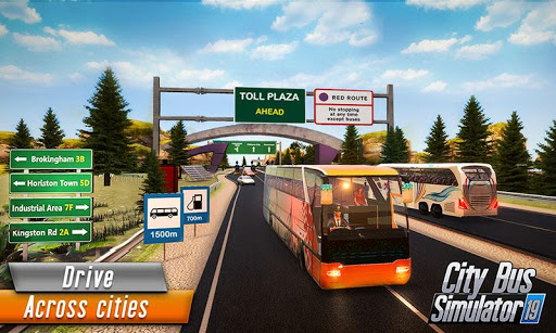 Euro Bus Driver Simulator 3D: City Coach Bus Games Apk 2