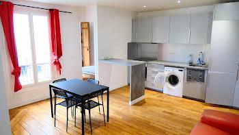 Appartement 2 pièces 42,11 m2