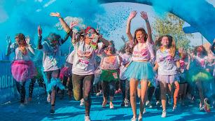 La carrera volverá a llenar de color y diversión las calles de Almería.