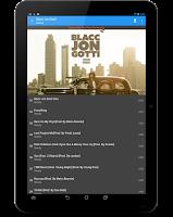 Screenshot of Mix.Hiphop Mixtapes