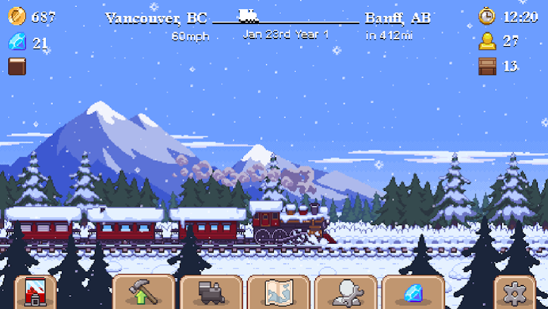 Tiny Rails v1.1.5 (Mod Money)