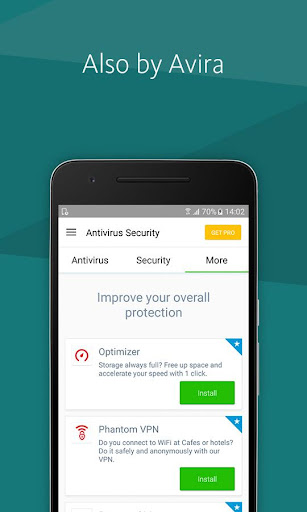 Avira Antivirus Security 2018 screenshot 8
