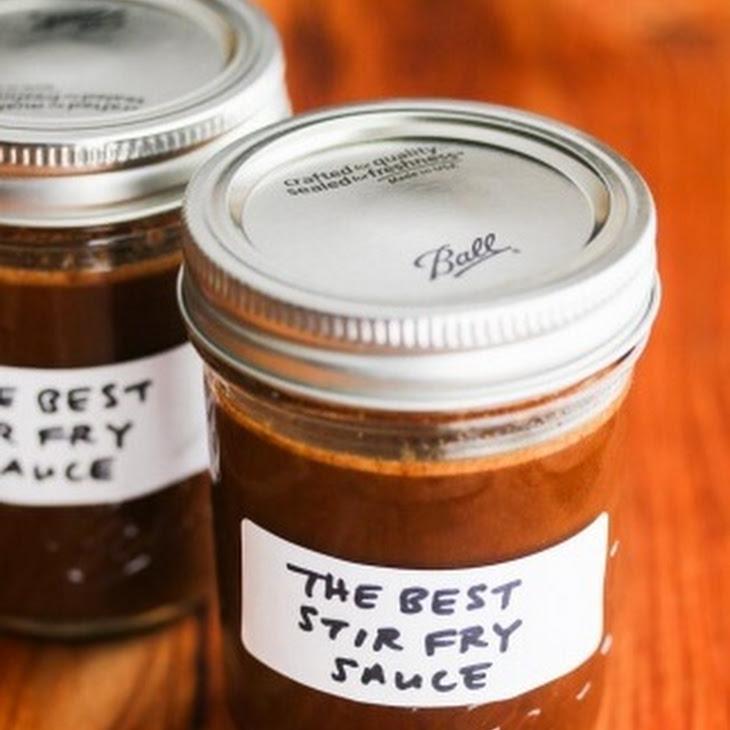 The Best Stir Fry Sauce