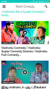 Tamil Comedy App Download for Android 5