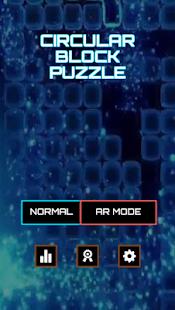 Download Circular Block Puzzle with AR Mode For PC Windows and Mac apk screenshot 1