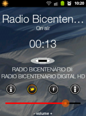 Radio Bicentenario Digital