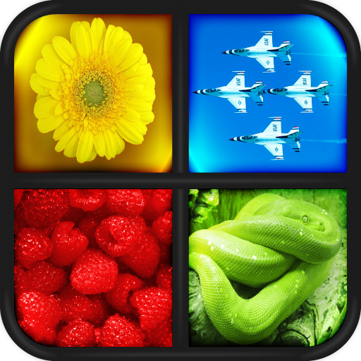 4 pics 1 word ~ deluxe (game)