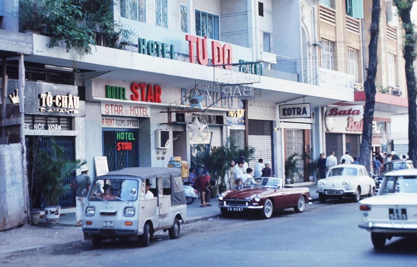 60 tấm ảnh màu đẹp nhất của đường phố Saigon thập niên 1960-1970 - 6