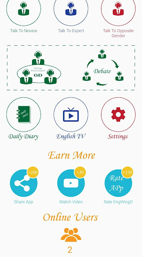 EngWingO - Live Talk & Much More app (apk) free download for