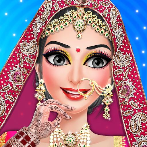 Indian Makeup and Dressup
