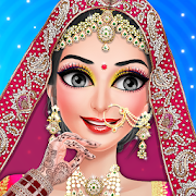 Indian Makeup and Dressup
