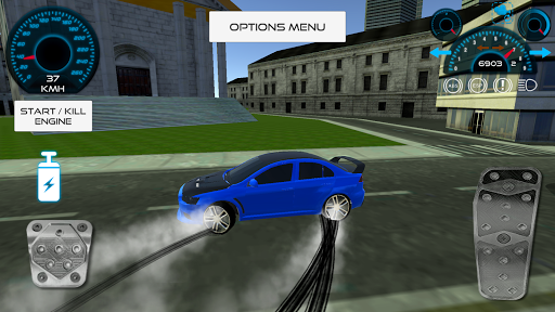 Evo Lancer Drift City screenshot 4