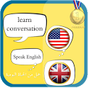 Learn English Conversation :AR icon