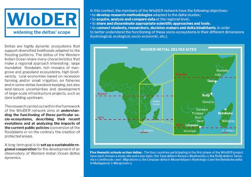 WIoDER presentation booklet