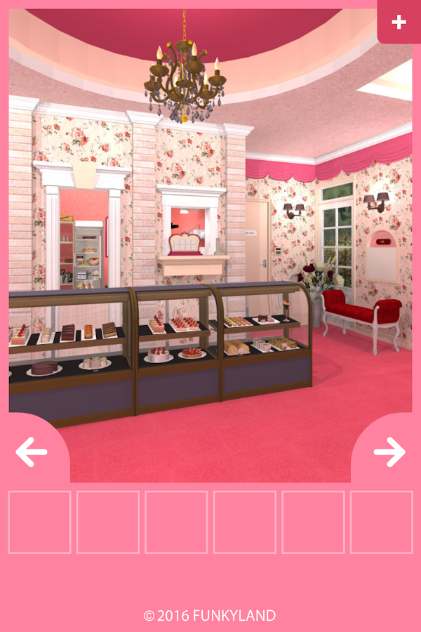 Escape the Cake Café- screenshot