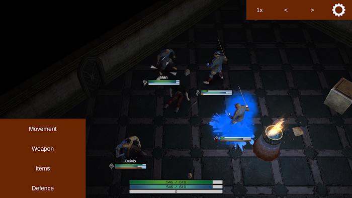 Rencounter- screenshot