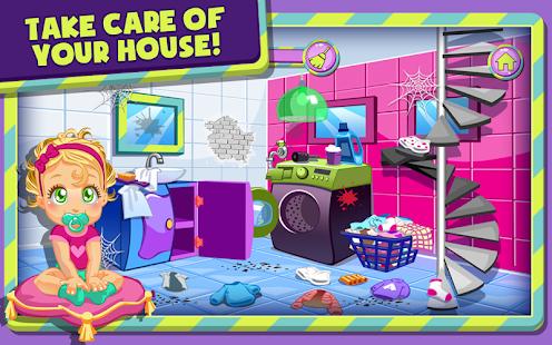 Hry pro vyčištění pokojů - náhled
