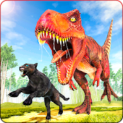 Dinosaur Games Simulator Dino Attack 3D