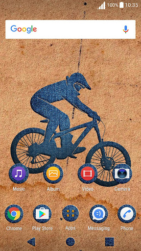 Download XPERIAu2122 Dirt Trail Theme MOD APK 1