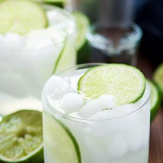 Skinny Champagne Margaritas