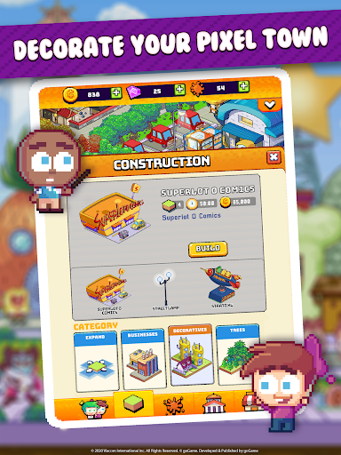 Nickelodeon Pixel Town 1.3.6 screenshots 10