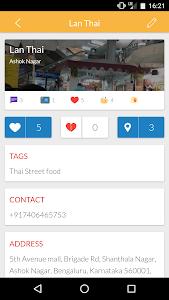 Samoza - Street Food App screenshot 4