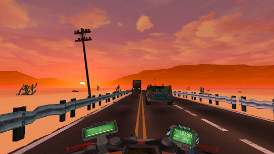 Apocalypse Rider – VR Bike Racing Game 2.0.0 Mod APK Updated Android 1