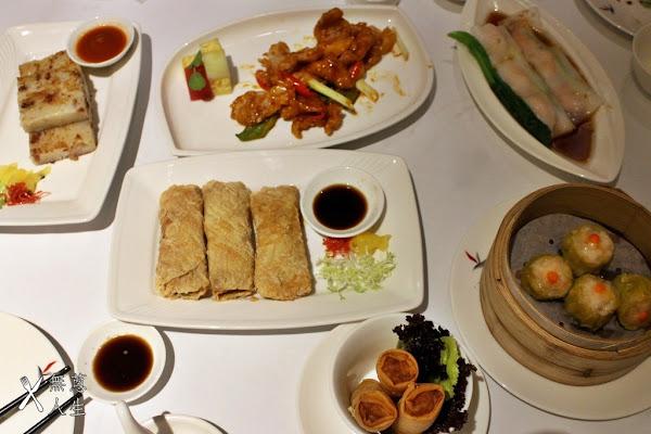 台南安平大員皇冠假日酒店,正宗粵式料理,彩豐樓