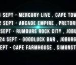 Springbok Nude Girls Live at Rumours Rock City : Rumours Rock City