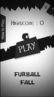 Furball Fall - náhled