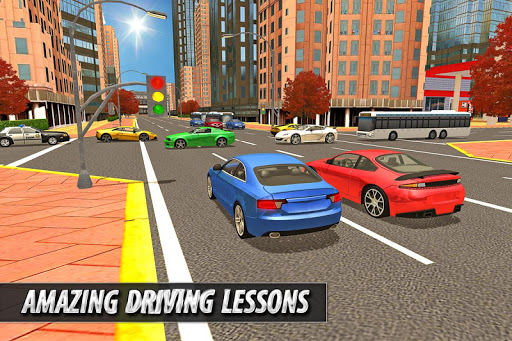 Ultimate Car Driving School Simulator 2018 2.1 screenshots 6