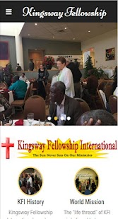 Kingsway Fellowship- screenshot thumbnail