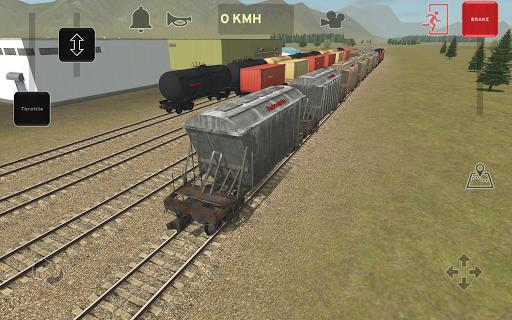 Train and rail yard simulator 1.0.3 screenshots 21