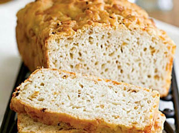 Beer-cheese Bread