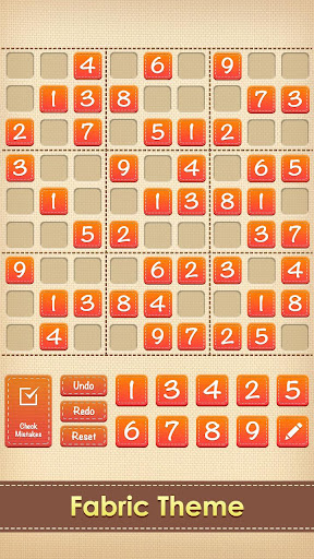 Sudoku Numbers Puzzle  screenshots 3