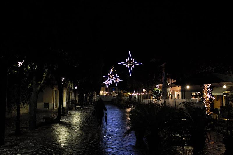 la notte per strada di Otrebor
