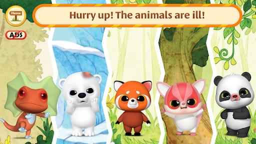 YooHoo: Pet Doctor Games for Kids! 1.1.2 screenshots 1
