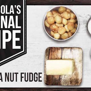 Dr. Mercola's Macadamia Nut Fudge