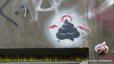 Photo: Stencil; Unknown Artist x LOVEPIEPENBRINK