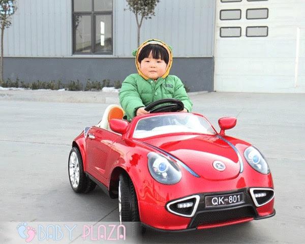 Xe hơi điện trẻ em QK-801 1
