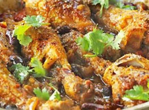 Jerk Chicken With Rice Recipe