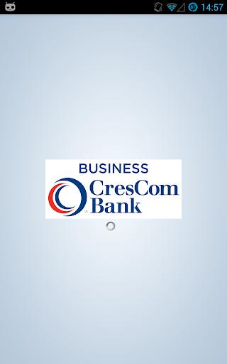 CresCom Bank Business Mobile