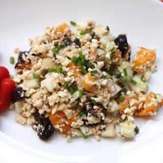 Cauliflower Rice Nicoise.