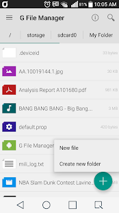 How to get G File Manager patch 70 apk for laptop